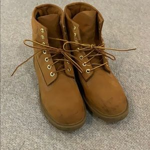 Youth timberline boots